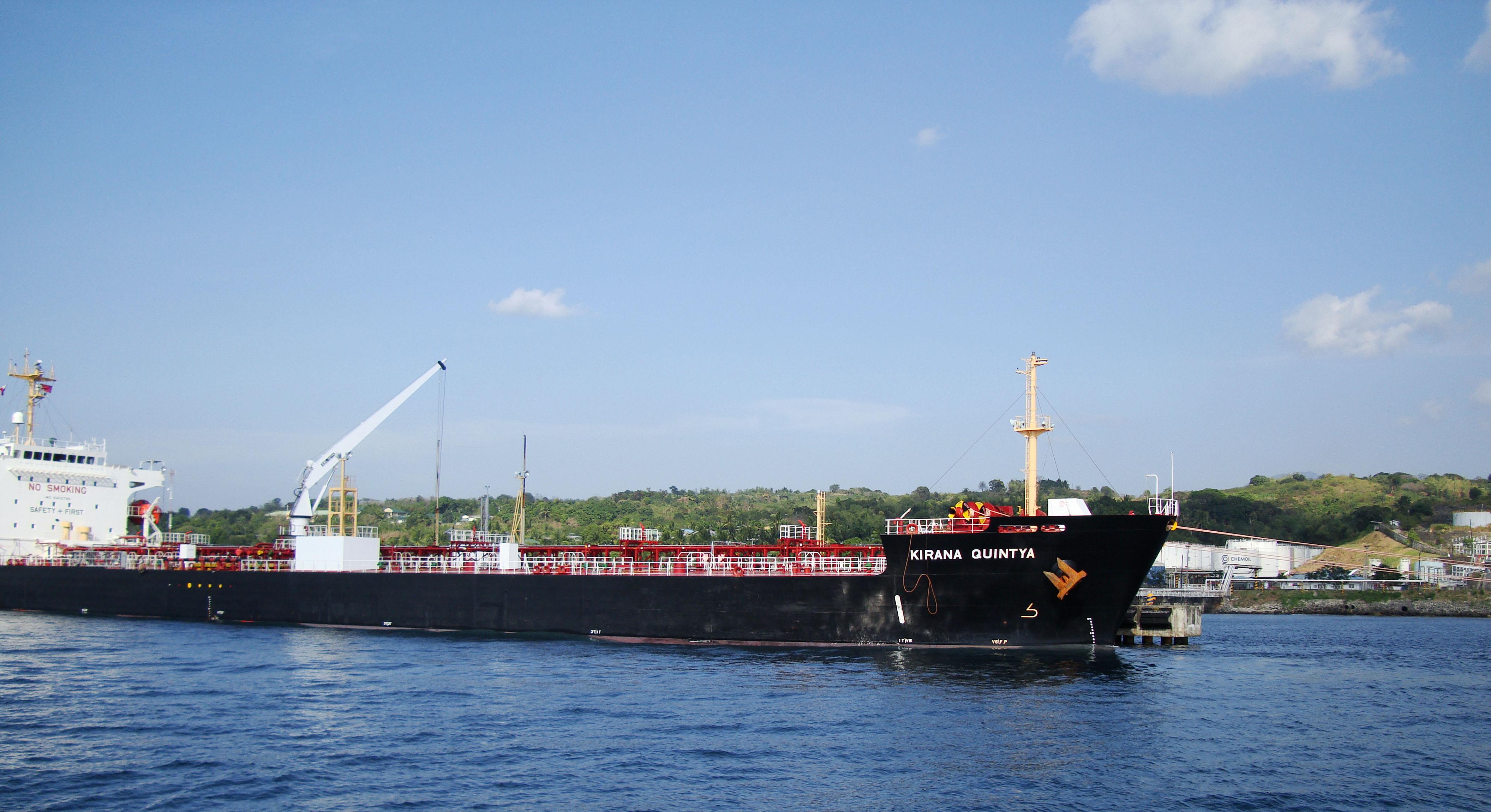 MV Kirana Quintya Batangus Philippines 05