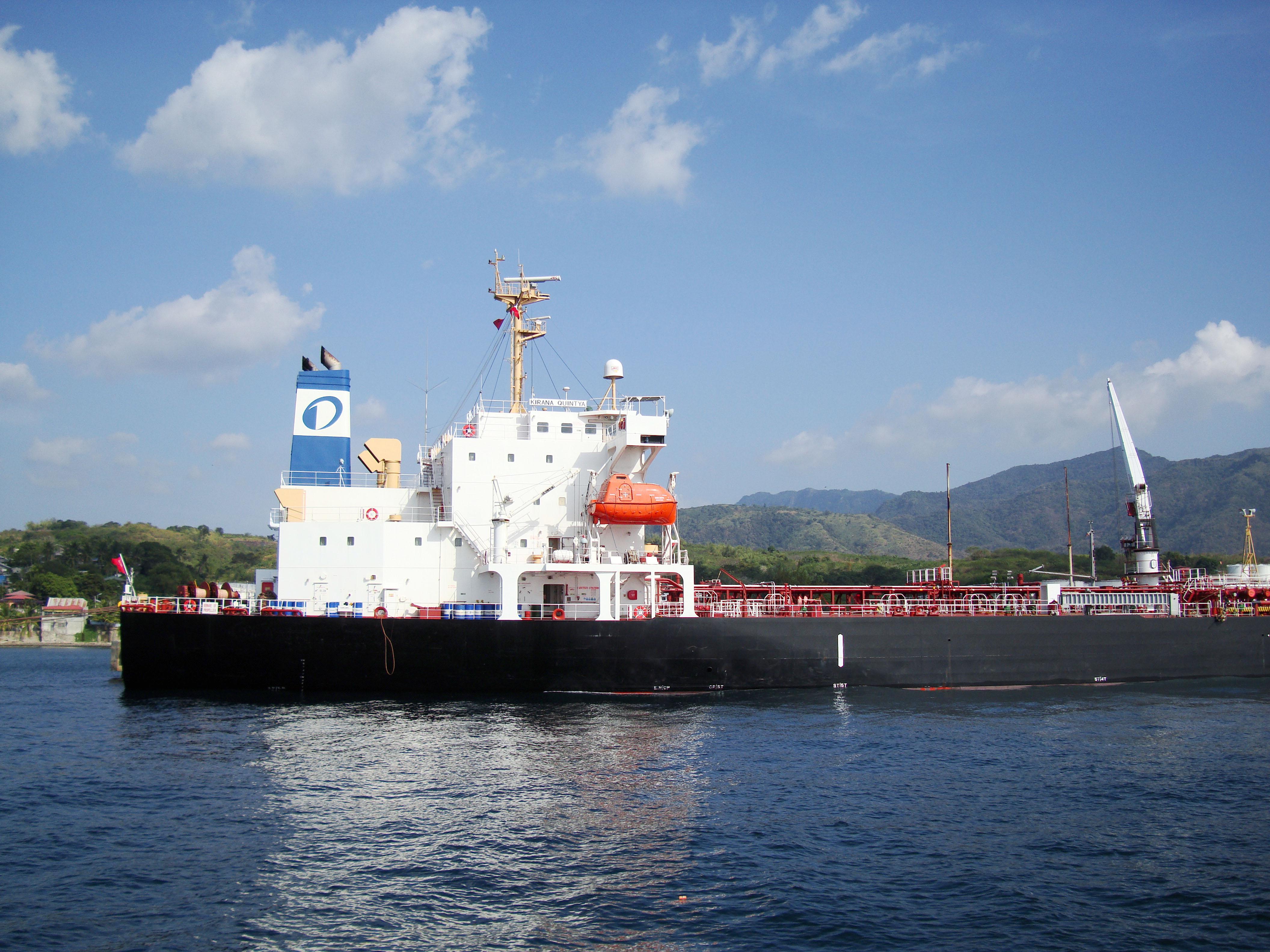 MV Kirana Quintya Batangus Philippines 07