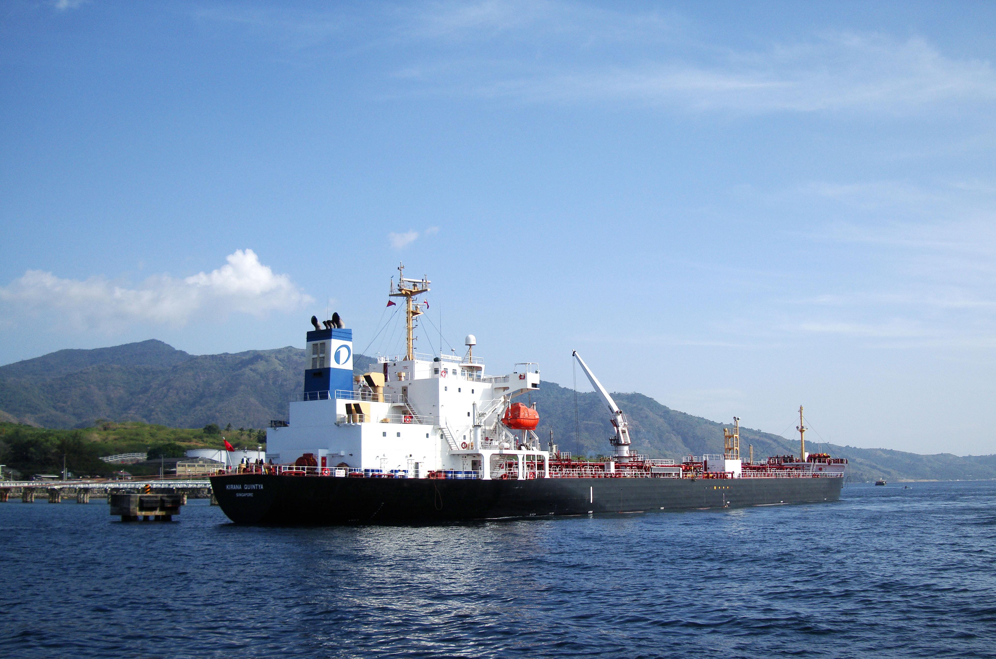 MV Kirana Quintya Batangus Philippines 09