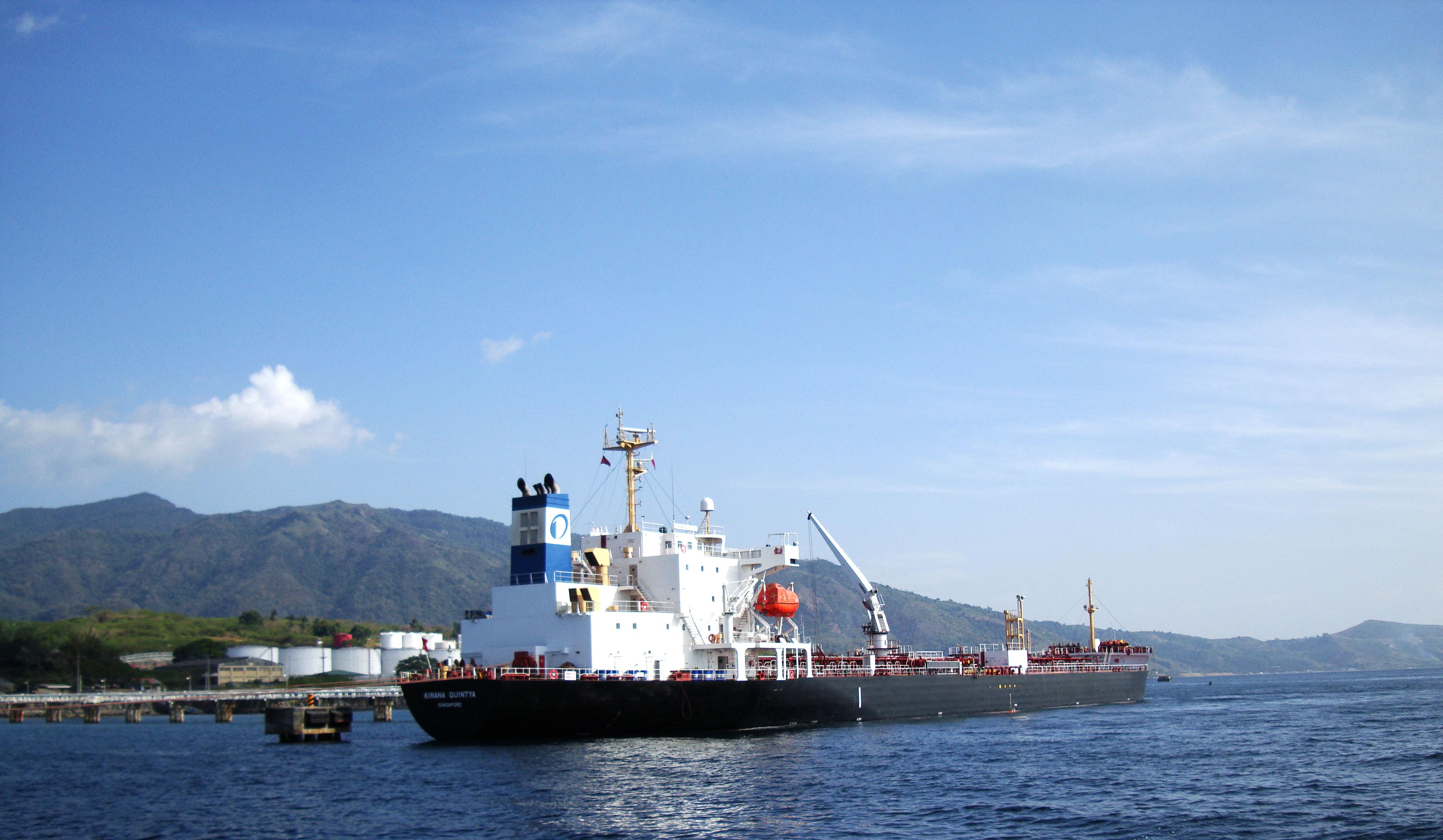 MV Kirana Quintya Batangus Philippines 10