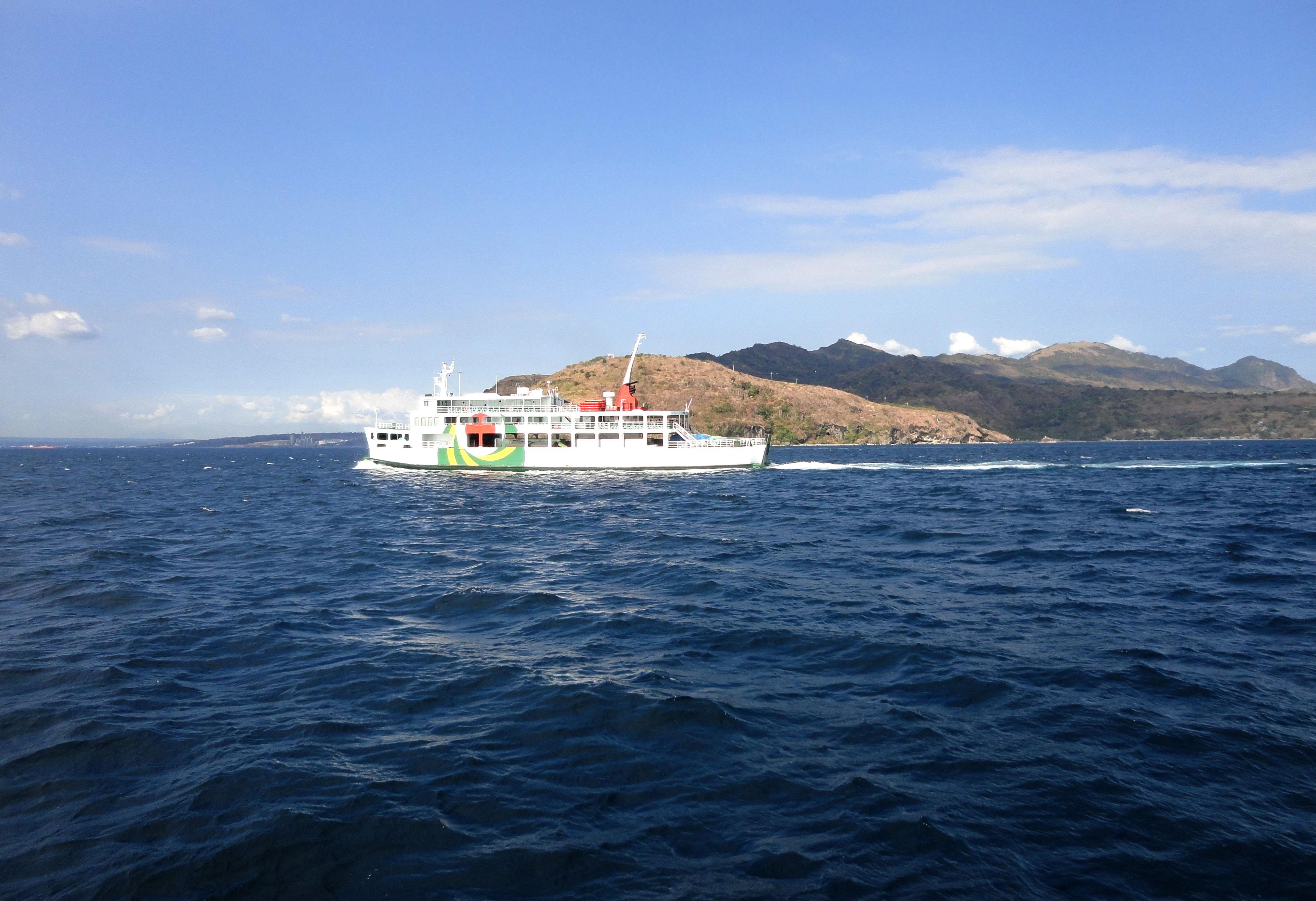 MV Reina Del Cielo Montenegro lines Batangus crossing Philippines 2010 03