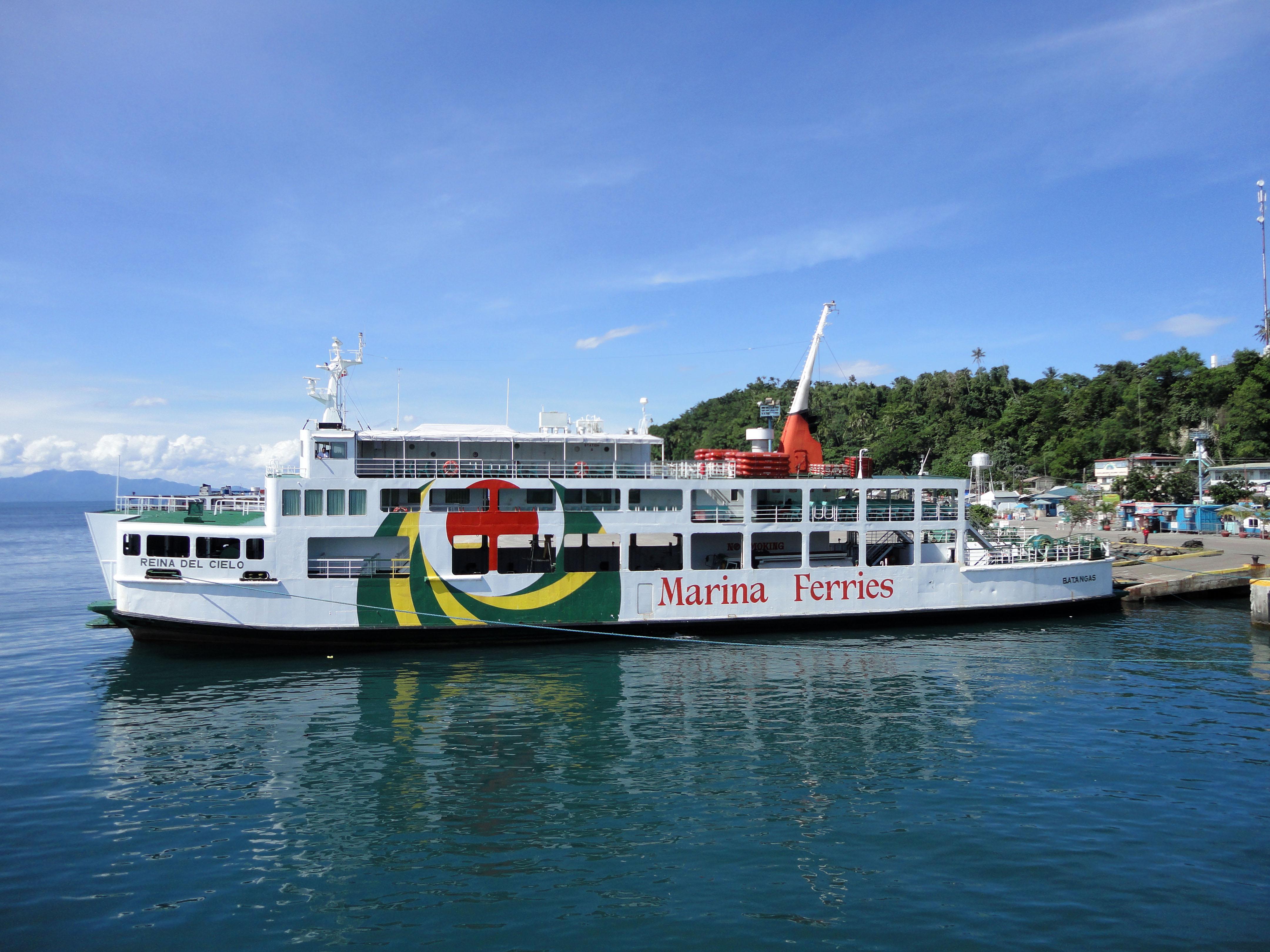 MV Reina Del Cielo Montenegro lines Calapan Pier Philippines 06