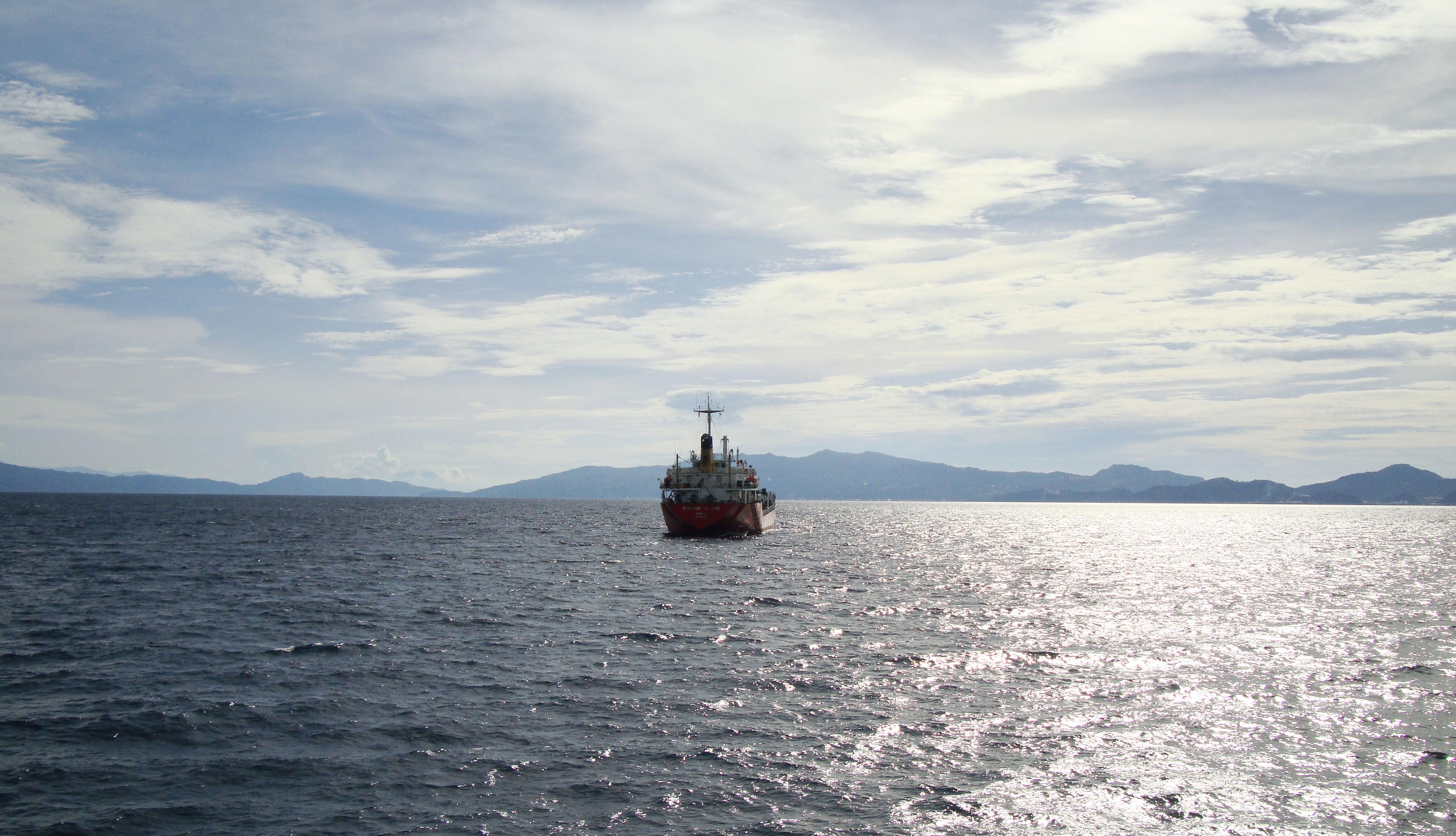 MV Sumilon Island Batangus Philppines 2010 02