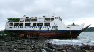 Asisbiz MV Batangas Besta Shipping Lines Typhoon Chanchu Varadero Bay 04