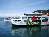Asisbiz MV Reina Del Cielo Montenegro lines Calapan Pier Philippines 02