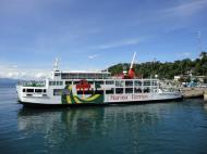 Asisbiz MV Reina Del Cielo Montenegro lines Calapan Pier Philippines 05