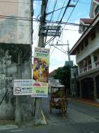 Asisbiz Sign Boards Advertising Philippines Manila Globe 01