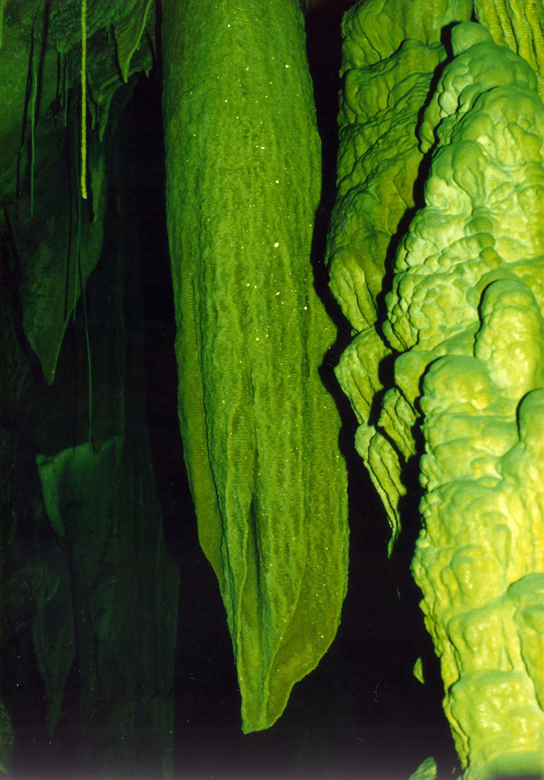 Textures Australia Blue Mountains NSW Limestone Caves 04