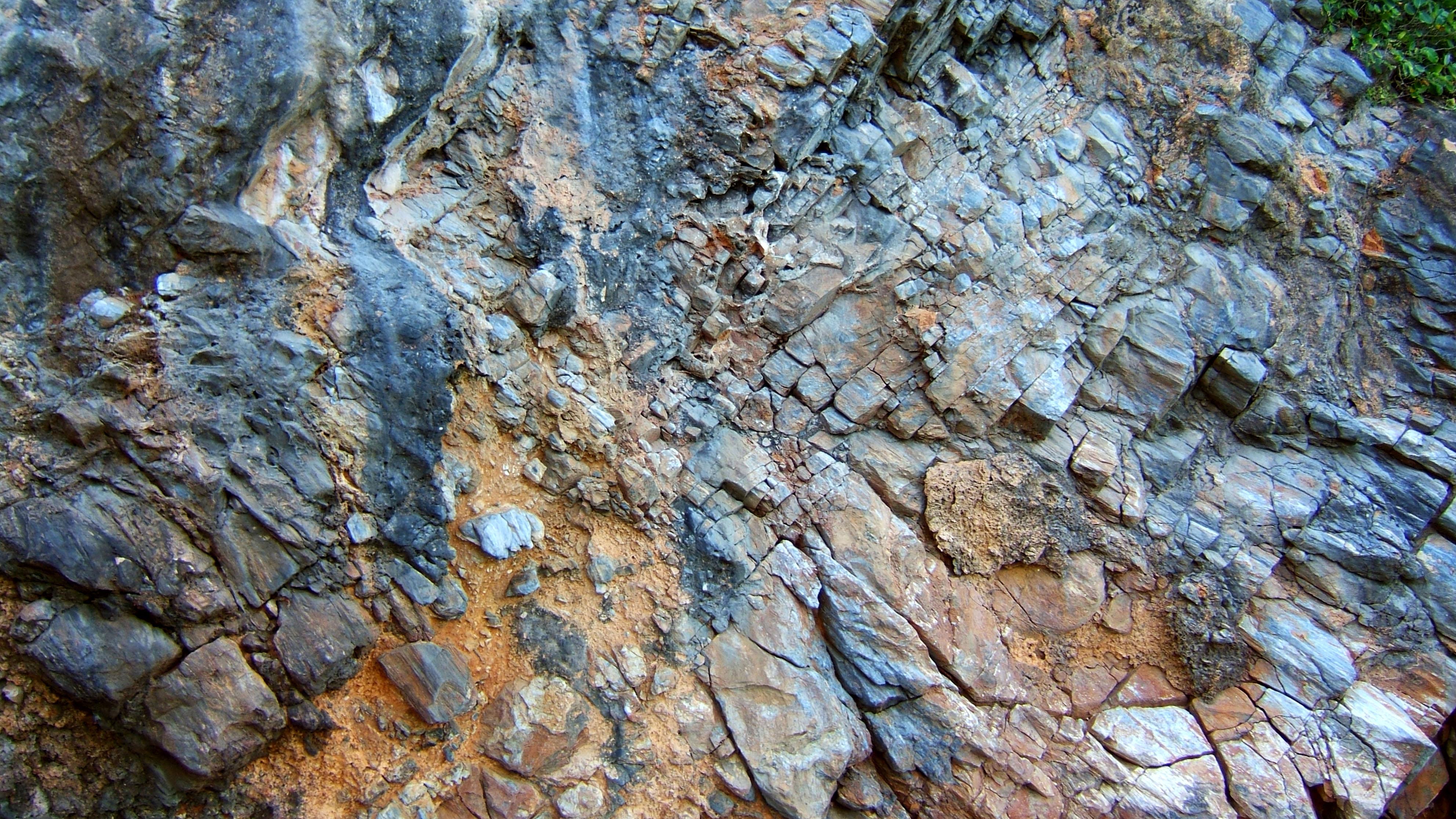 Textures Rocks Stones Pebbles Philippines Mindoro White Beach 02
