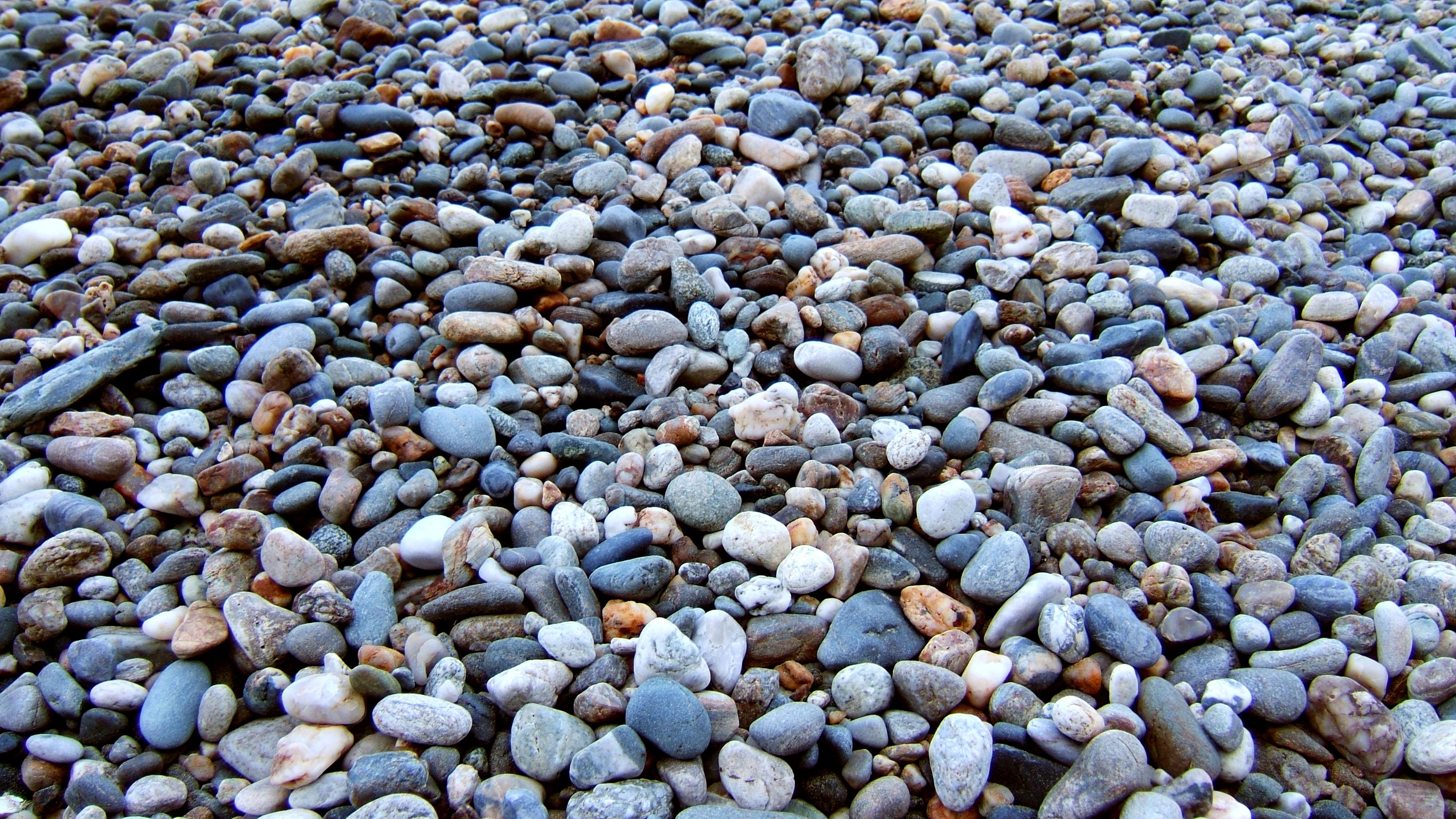 Textures Stones Pebbles Mindoro White Beach 03
