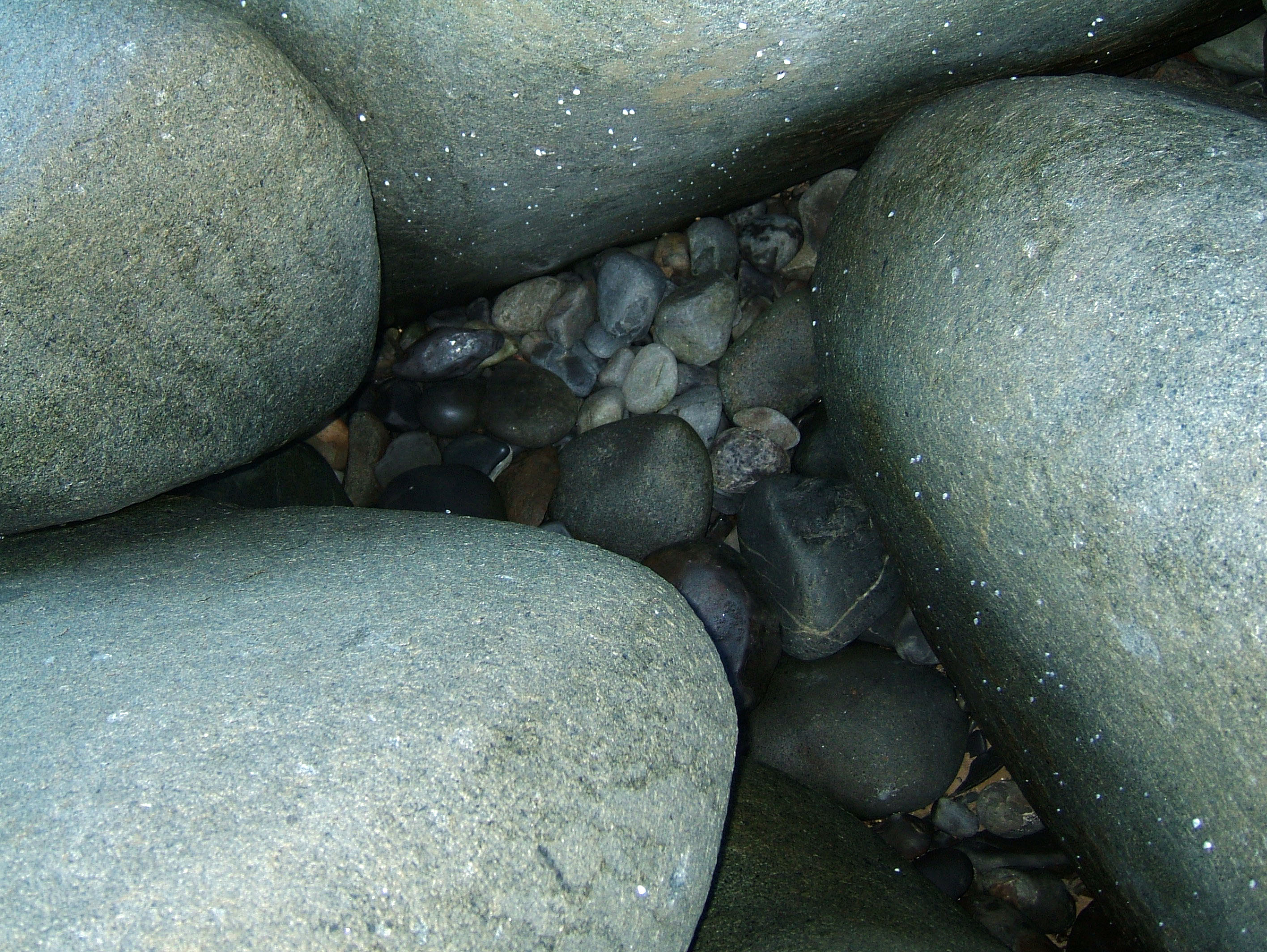Textures Stones Pebbles Noosa National Park 13