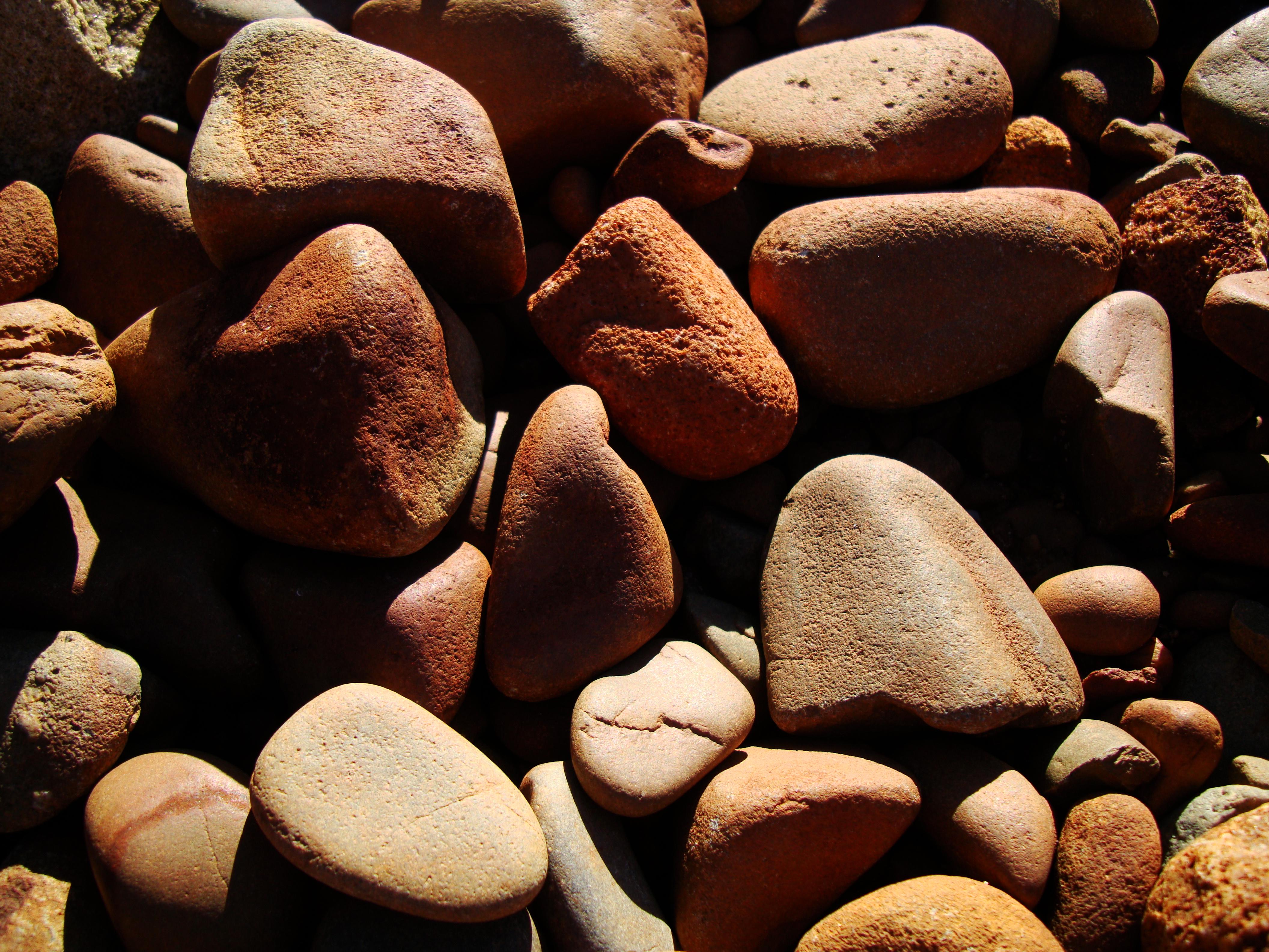 Textures Stones Pebbles Noosa National Park 19