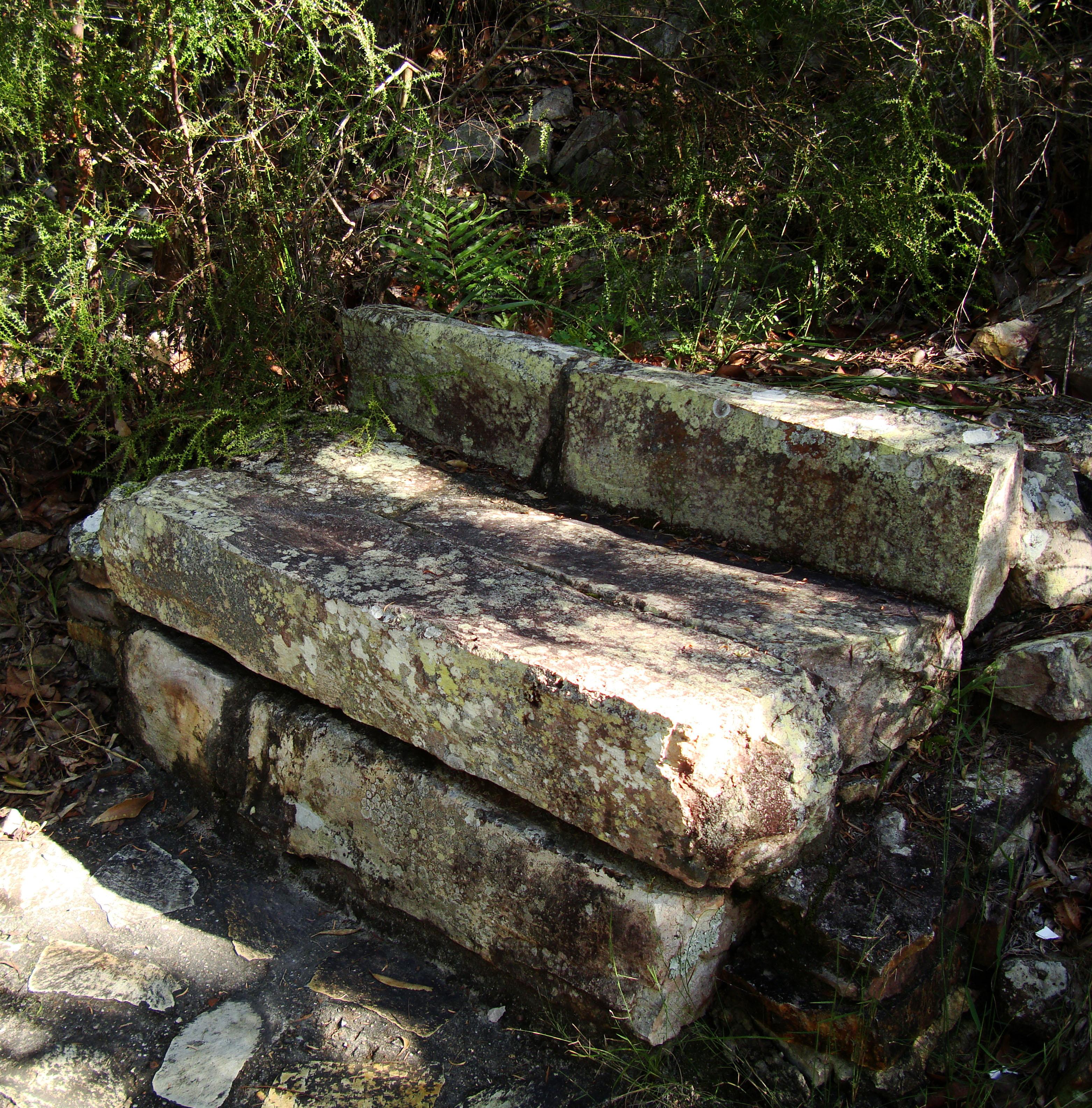Textures sandstone seat 01