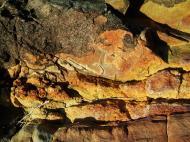 Asisbiz Textures Rocks Stones Pebbles Noosa National Park 01