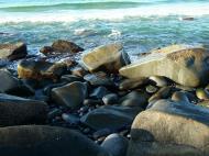 Asisbiz Textures Stones Pebbles Noosa National Park 11