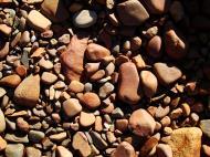 Asisbiz Textures Stones Pebbles Noosa National Park 18