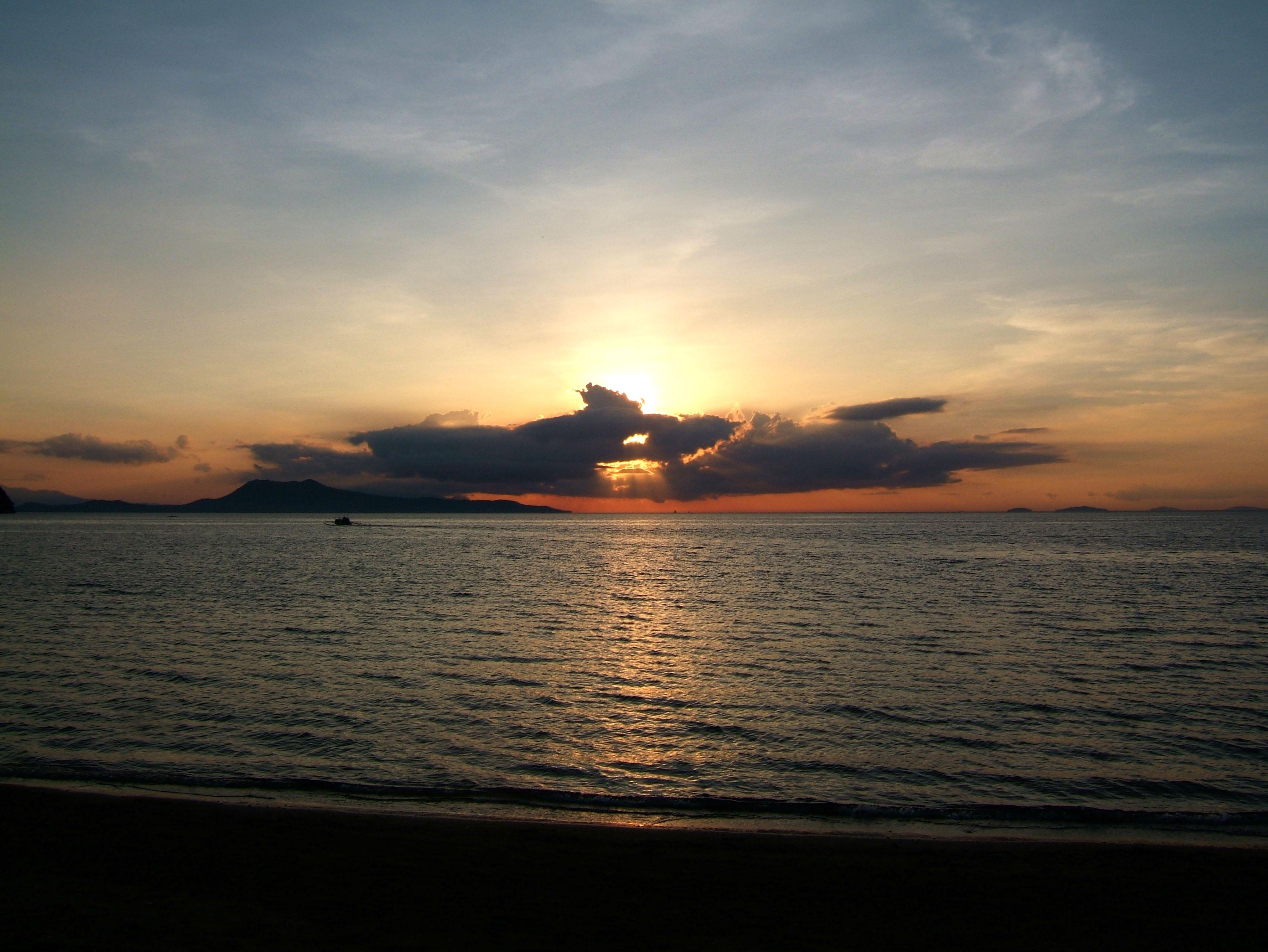 Sunrise Philippines Mindoro Island Tabinay 17