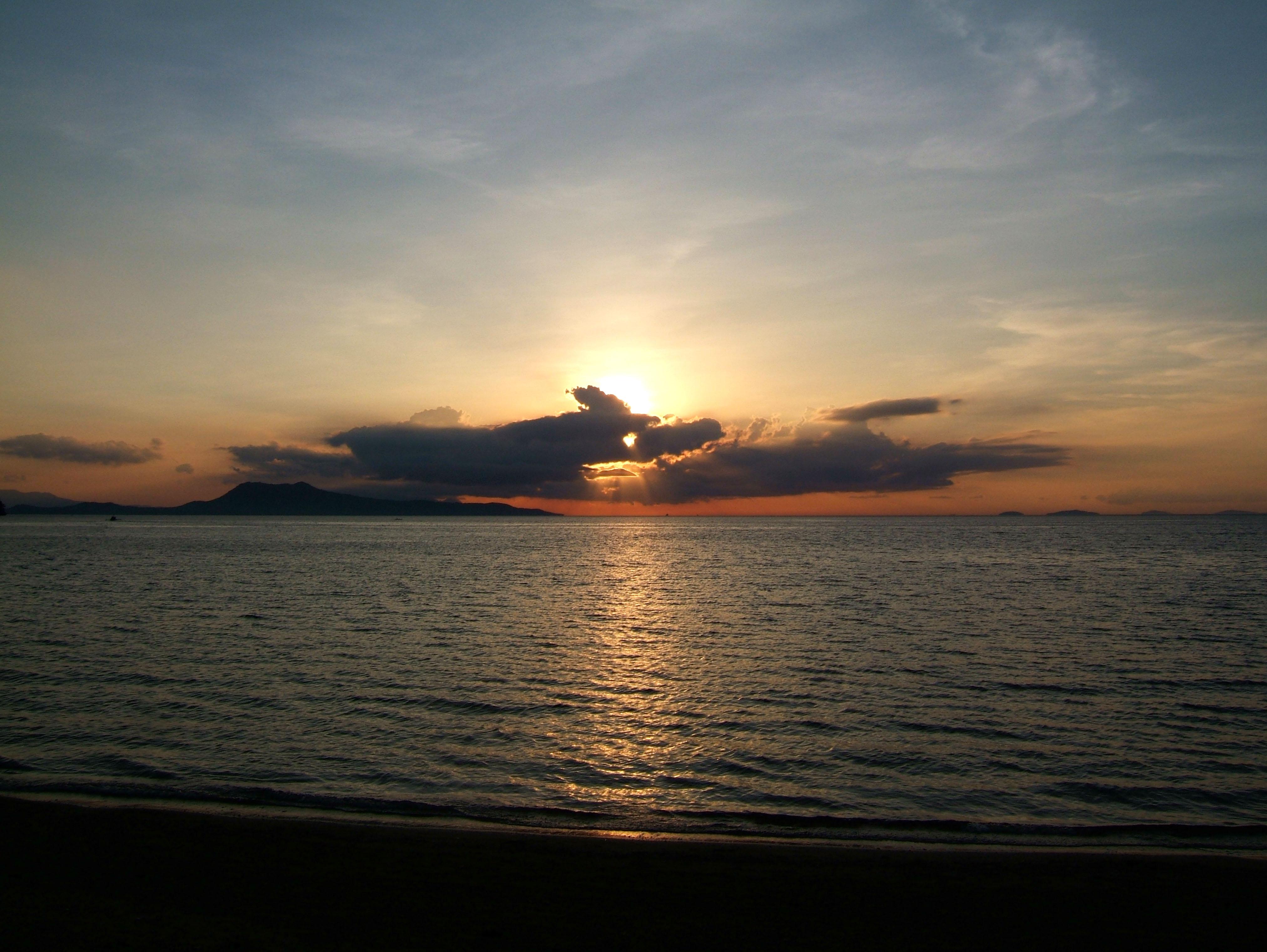 Sunrise Philippines Mindoro Island Tabinay 18