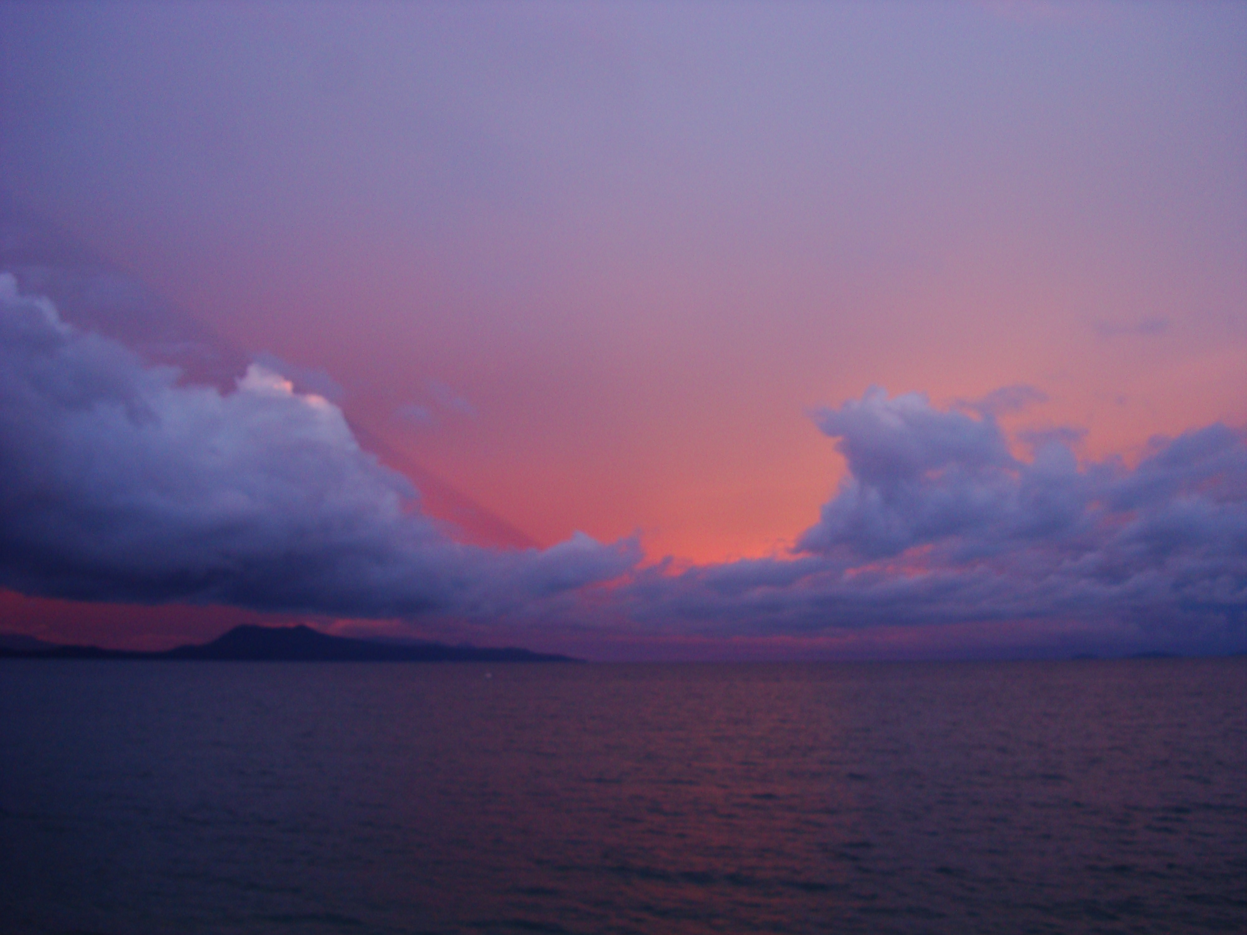 Sunrise Philippines Mindoro Island Tabinay 28