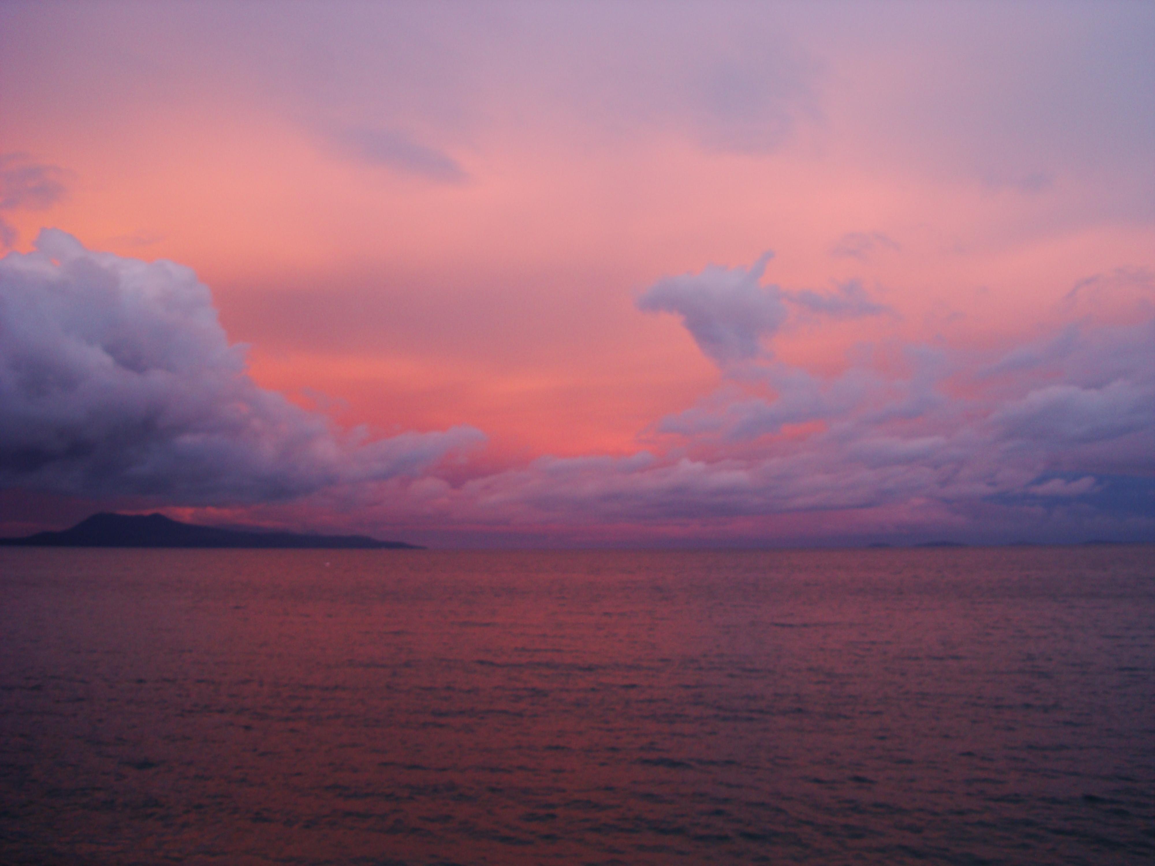 Sunrise Philippines Mindoro Island Tabinay 30