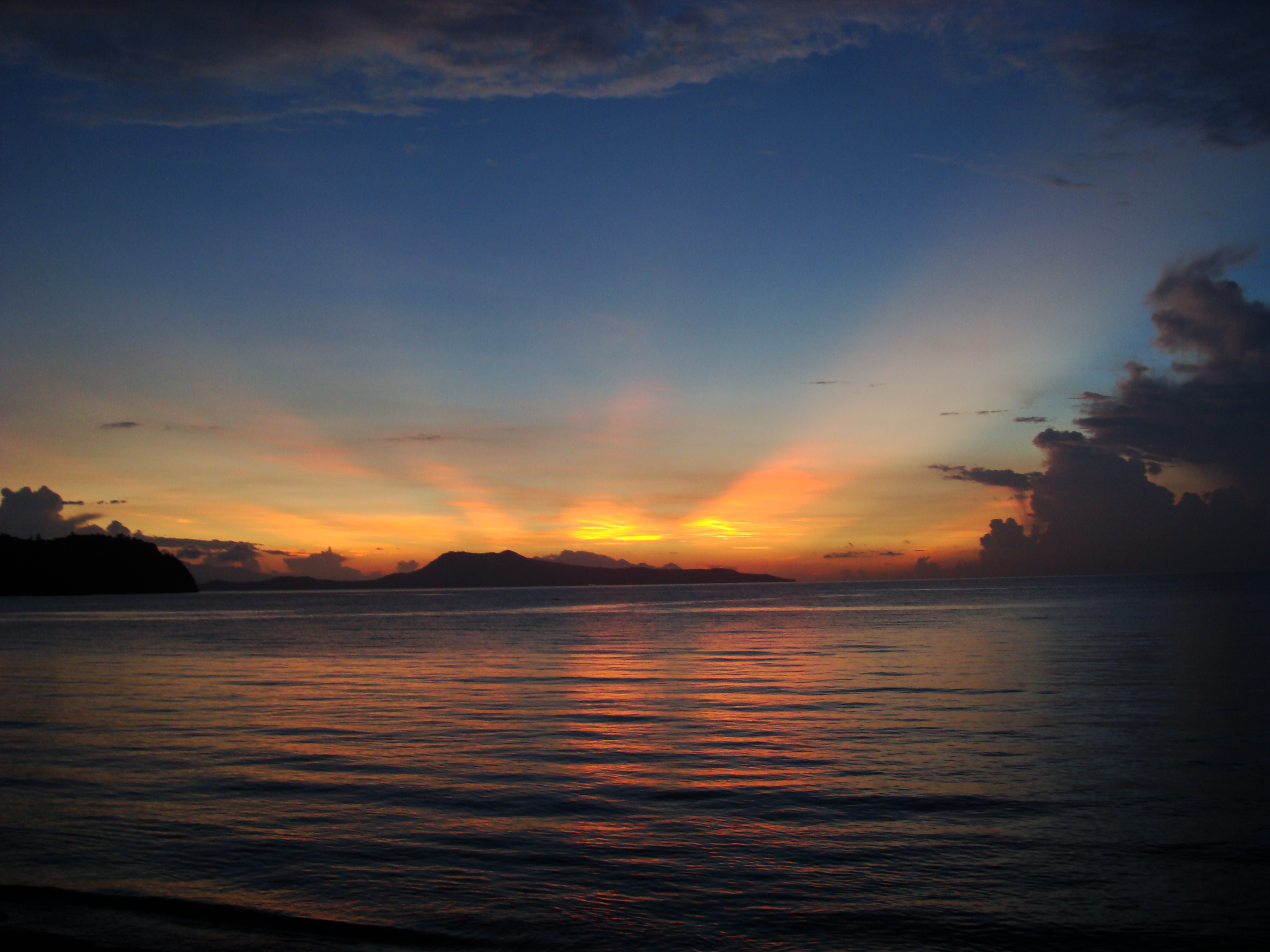 Sunrise Philippines Mindoro Island Tabinay 42