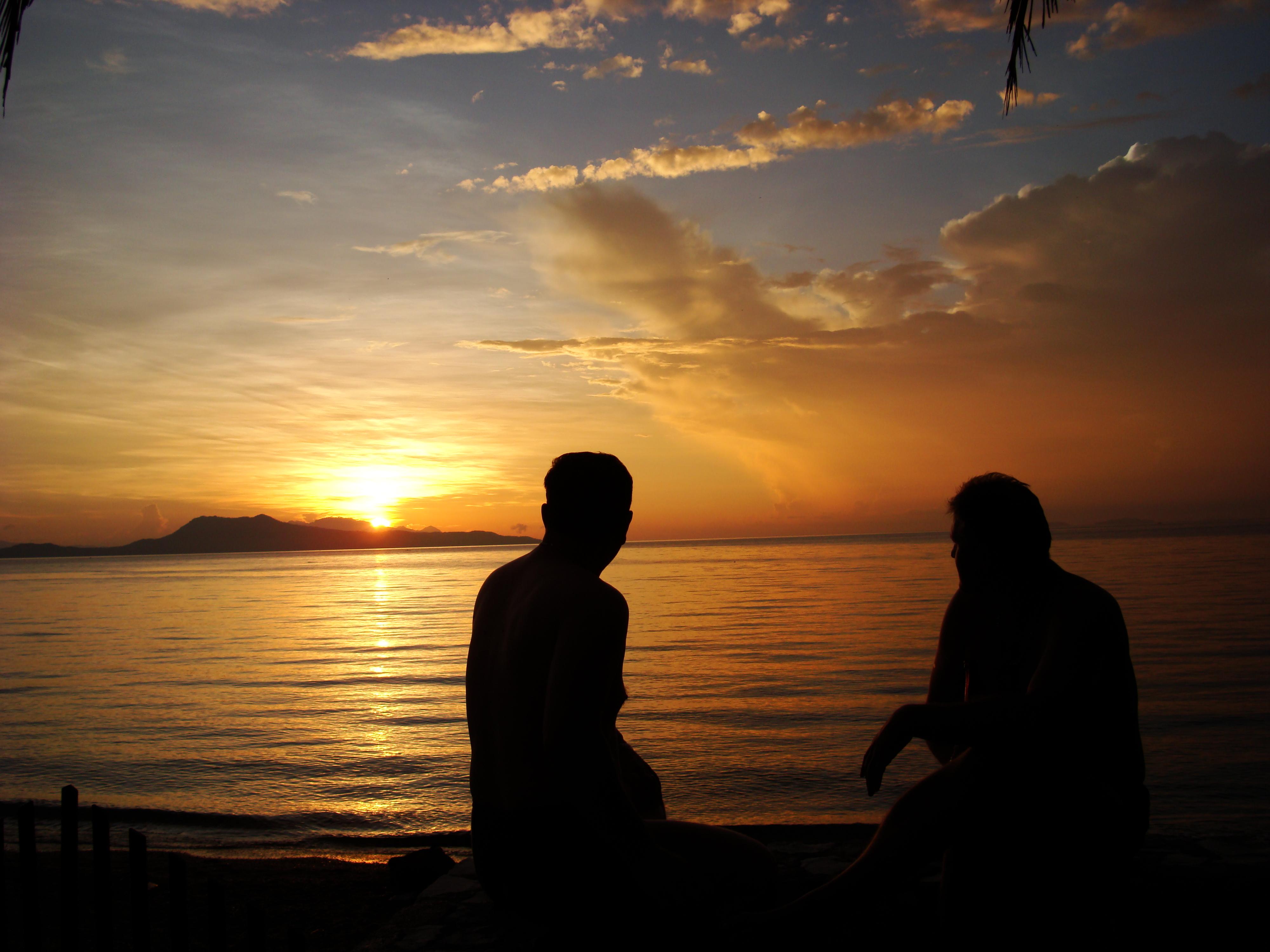 Sunrise Philippines Mindoro Island Tabinay 50