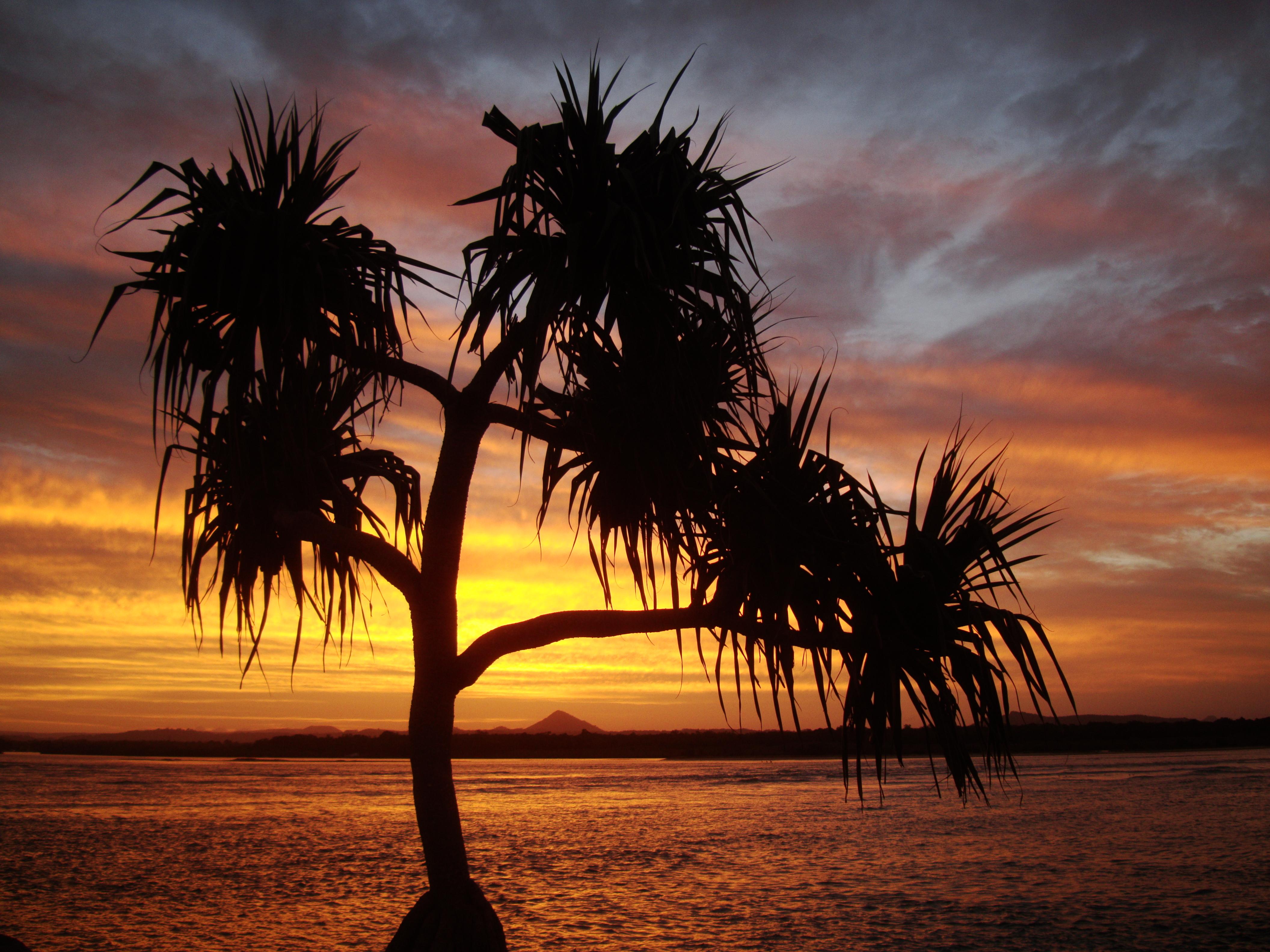 Sunset Australia Noosa Sunshine Coast Qld 01