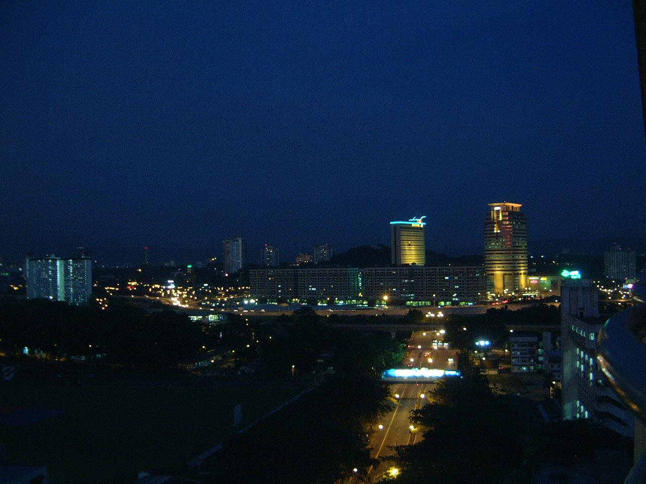 Sunset Malaysia Kuala Lumpur KL 03