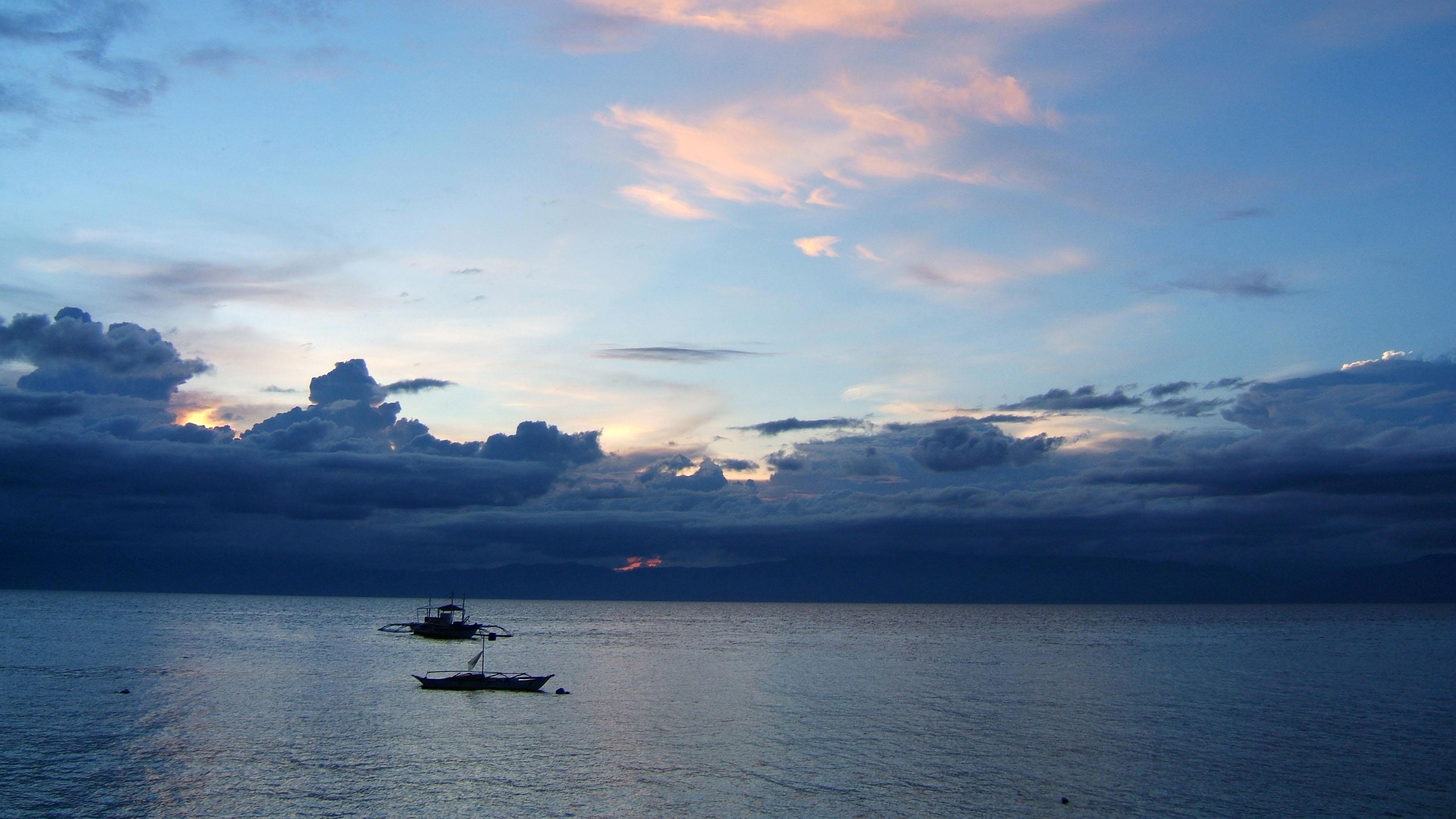 Sunset Philippines Cebu Bahoal 14