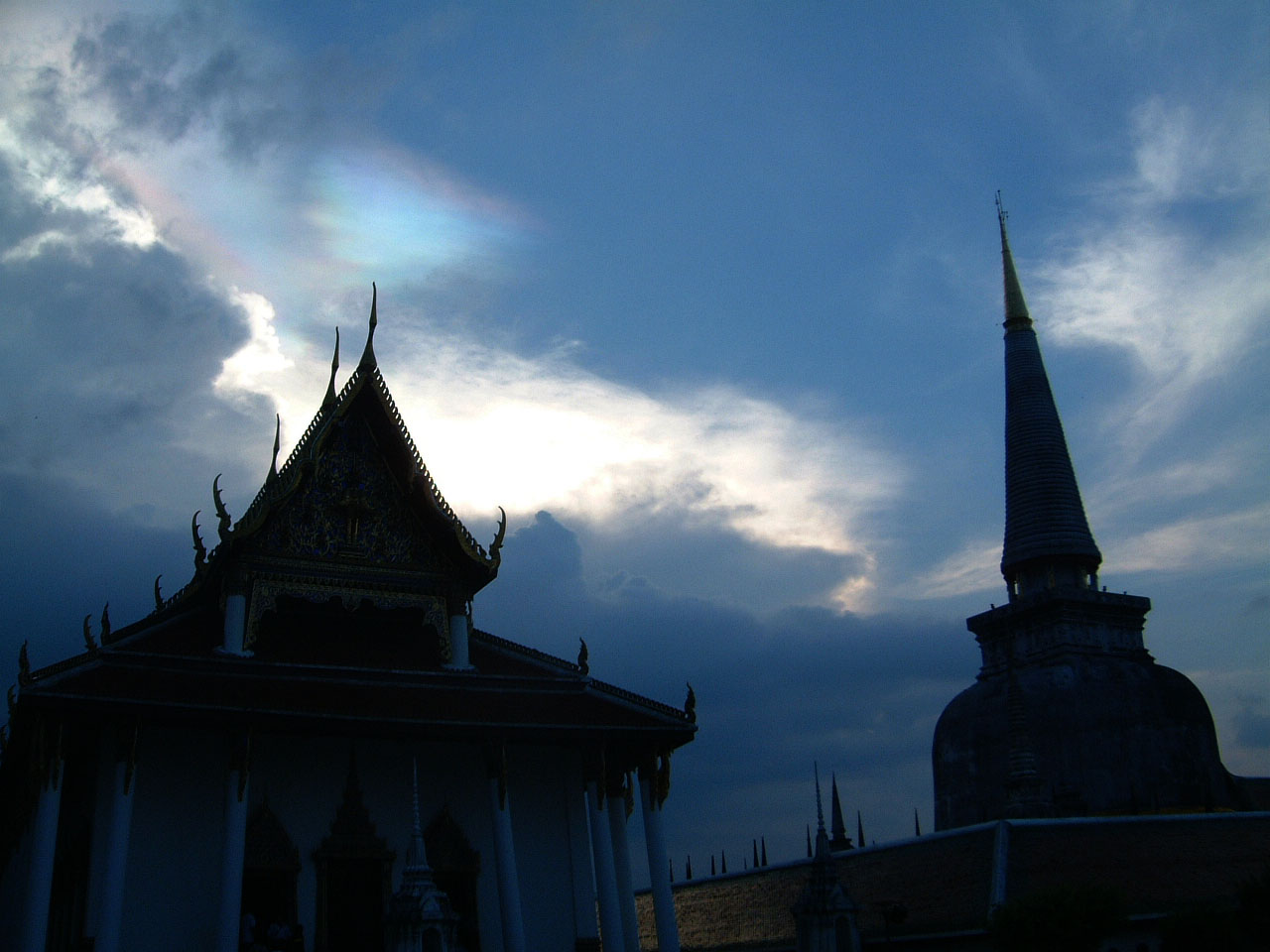 Sunset Thailand Pilgrimage 01