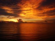 Asisbiz Sunrise Philippines Mindoro Island Tabinay 26