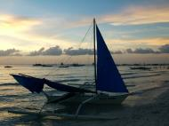Asisbiz Sunset Philippines Boracay Beach 23