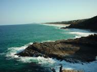 Asisbiz Textures Water h2o shoreline coastal rocks cliff 06