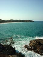 Asisbiz Textures Water h2o shoreline coastal rocks cliff 07
