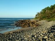 Asisbiz Textures Water h2o shoreline coastal rocks cliff 09