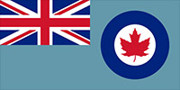 Ensign of the Royal Canadian Air Force