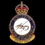 RAAF 10Sqn emblem
