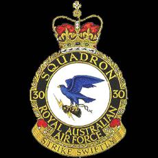 RAAF 30Sqn emblem