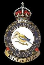 RAAF 453Sqn emblem