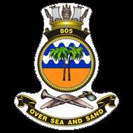RAAF 805Sqn emblem
