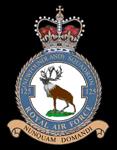 RAF 125Sqn emblem