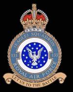 RAF 133Sqn emblem