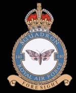 RAF 140Sqn emblem