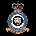 RAF 141Sqn emblem