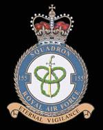 RAF 155Sqn emblem