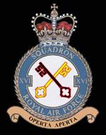 RAF 16Sqn emblem