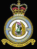 RAF No 19 Squadron Badge