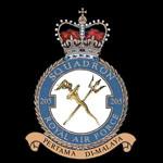 RAF 205Sqn emblem