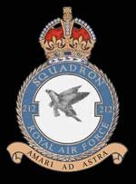 RAF 212Sqn emblem