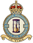 RAF 218Sqn emblem